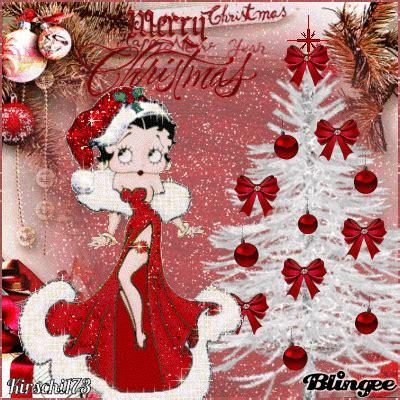 rot weiss weihnachten holidays    love betty boop betty boop cartoon betty