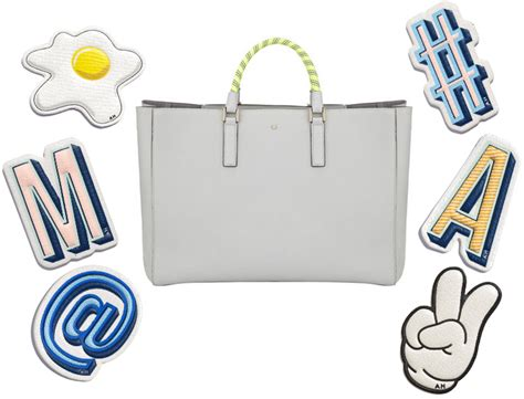 Pre Order Update From Anya Hindmarch On Bag That Isnt Plastic As Seen On Reese And Keira And Lilly by Those Anya Hindmarch 2015 Runway Bags Are