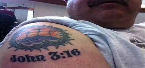 john 3 16 tattoo 3 16 www pixshark images galleries