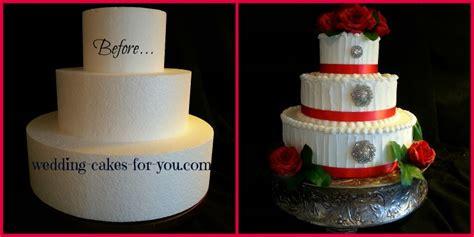 Dummy Cake wedding cakes take the cake