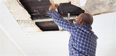 Ceiling Leak Repair Contractors - five maintenance tips to prevent ceiling leakage and roof