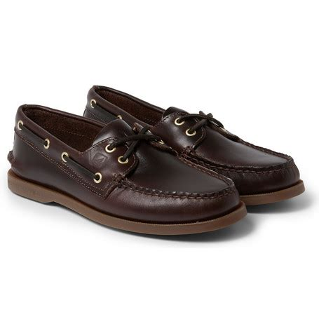 timberland boat shoes non marking sperry authentic original burnished leather boat shoes