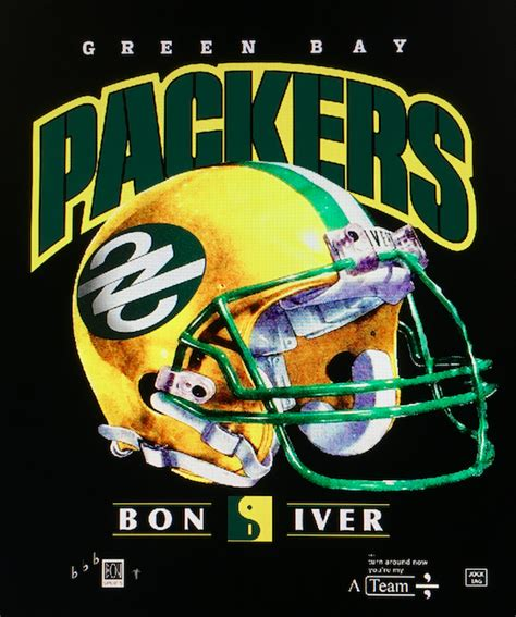 bon iver fan for the green bay packer fans of this sub boniver