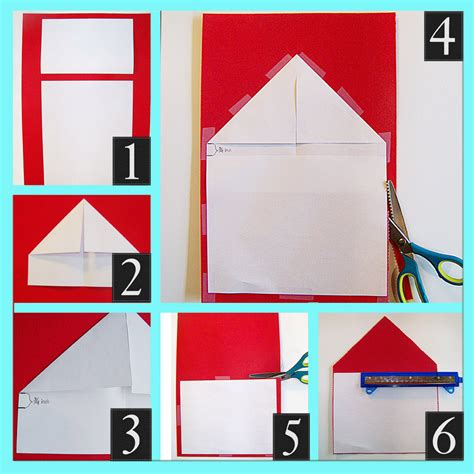 How Do You Make A Paper Envelope - fussy friday pbk copy cat chair backer no sew