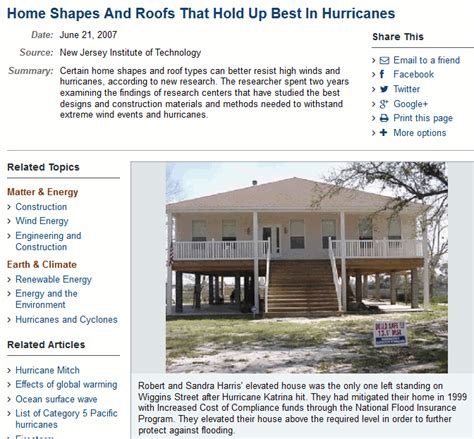 Hurricane Proof Design Related Keywords Hurricane Proof Hurricane Resistant House Plans
