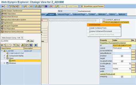 sap ui layout form formlayout a simple web dynpro application to display a pdf file in