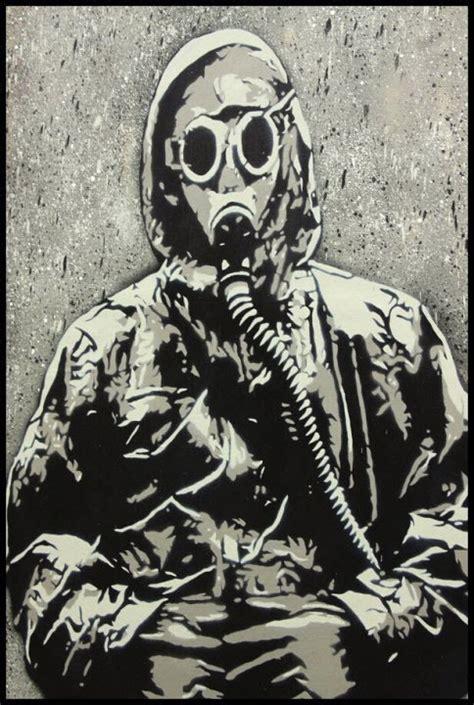 Masker Carakter styling and design graffiti photography
