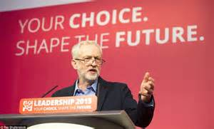 Tshirt Kaos Team Corbyn Labour corbyn abandons appointing shadow cabinet to pose
