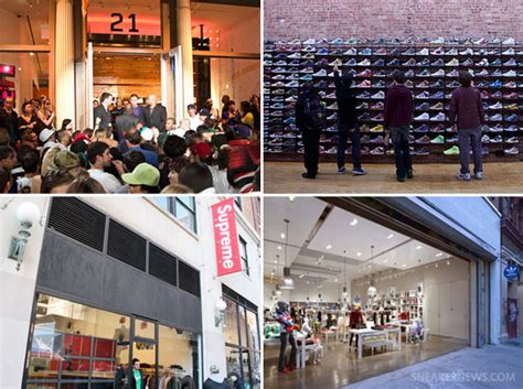 new york sneaker stores new york city sneaker stores sneakernews