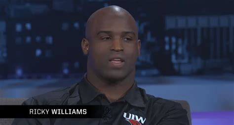 ricky247entertainment ricky williams talks acceptance and weed rumors