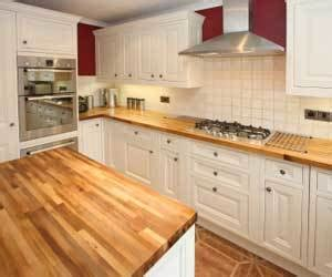 how to clean and maintain wooden countertops