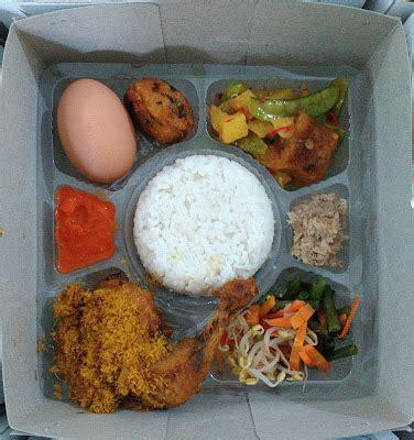 nasi box murah nasi box nasi kotak nasi padang