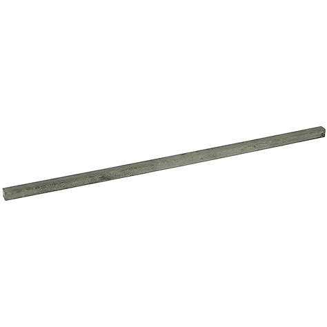 sq stock 1 4 square key stock 12 inch length key stock shafting
