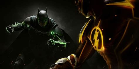 Injustice Second injustice 2 new trailer introduces the fastest alive