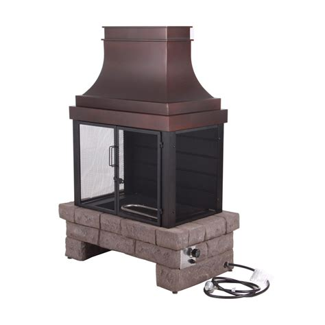 shop bond 50 000 btu composite outdoor liquid