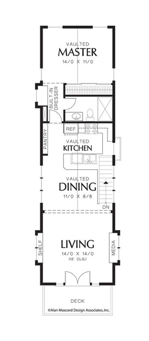 house plans for small lots 1000 ideas about narrow house plans on narrow
