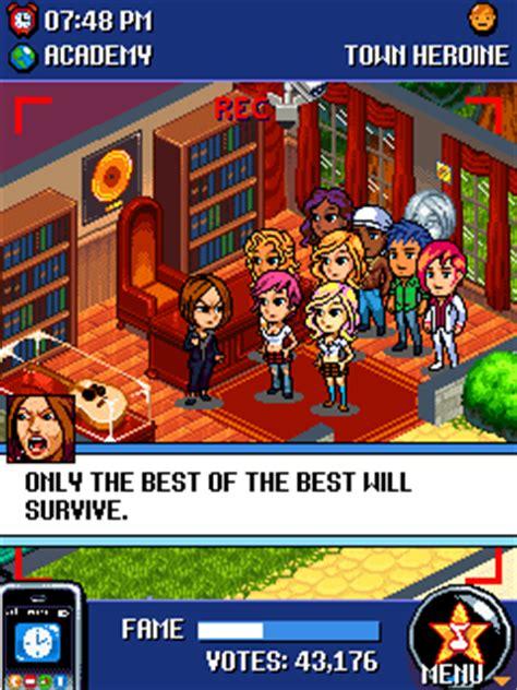 celebrity java games american popstar road to celebrity java game for mobile
