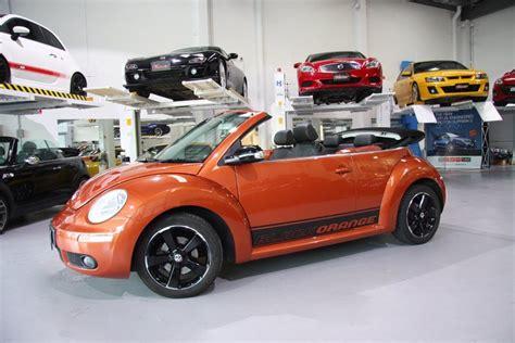 orange  volkswagen beetle  sale mcg marketplace