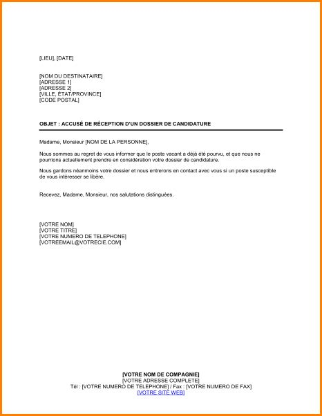 candidature spontan 233 e exemple exemple courrier