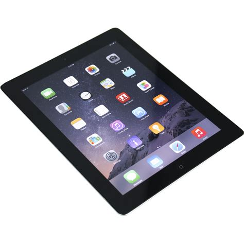 3 Wifi 16gb Second apple 2 9 7 quot 2nd generation at t wifi 3g 16gb bluetooth tablet black ebay