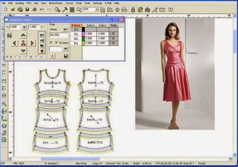 pattern making garment industry application of autocad in apparel industry textile learner