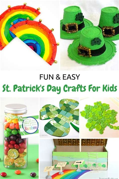 st patricks crafts for 110 best glam st s day images on