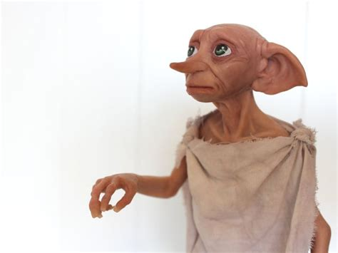 dobby the house elf doll 1000 ideas about elf art on pinterest elves fantasy elves and elf ears
