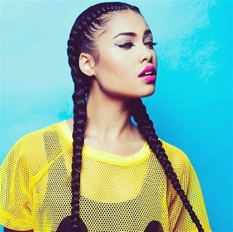 braided hairstyles pigtails cute i wish someone could do mine like this cornrow