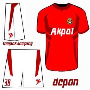 Baju Dalam Bola contoh desain baju bola akpol 2012 arham44