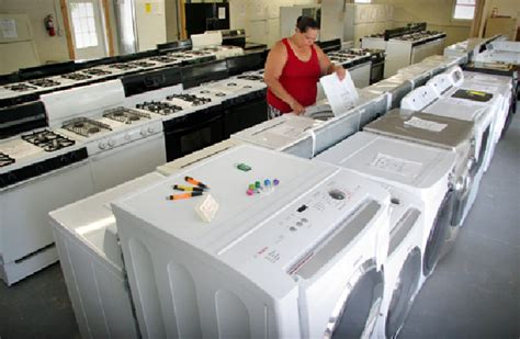 local appliance stores new used appliance store opens business