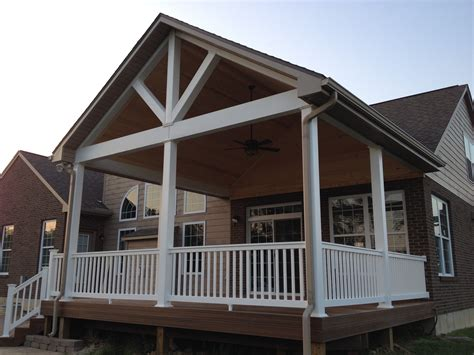 covered porch plans inkandcoda home six benefits