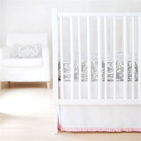 Simple Baby Bedding Sets Pink Baby Bedding Pink And Grey Baby Bedding Pink Crib Bedding