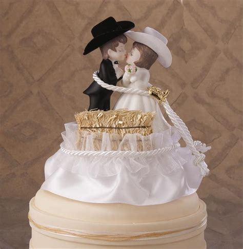 country style wedding cake toppers country wedding cake topper with ipunya