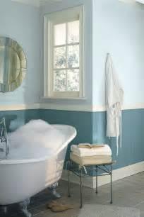 two tone paint bathroom walls peinture salle de bain 2015 en 30 id 233 es de couleurs tendance