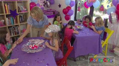 9 year old girl birthday party ideas netmumscom glitzy girl birthday party ideas youtube