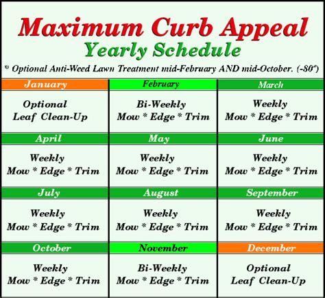 sle marketing schedule lawn care business templates circuit diagram maker