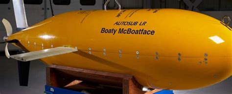 boaty mcboatface boaty mcboatface submarine will help unlock the causes of