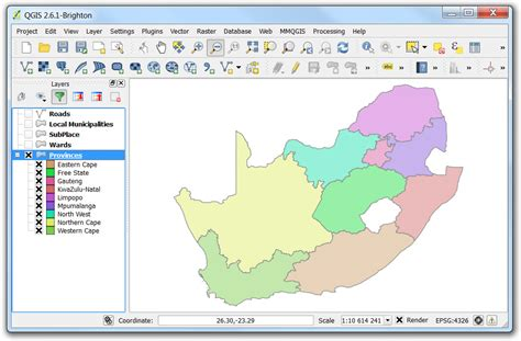qgis software tutorial qgis south africa spatial modelling solutions