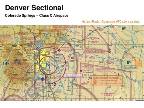 denver sectional chart class c airspace aefco 2014 class 3