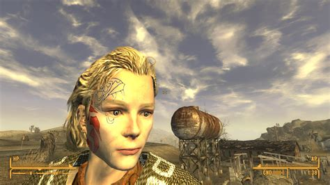 fallout new vegas hairstyles fallout new vegas more hairstyles mod armistice face