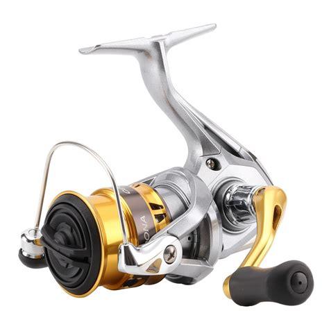 Reel Shimano Sedona C5000xgfi new original shimano sedona fi c2000hgs c2000s 2500s shallow cup spinning fishing reel 3 1bb g