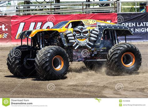 pictures of monster jam trucks max d monster truck editorial photo image 31249636