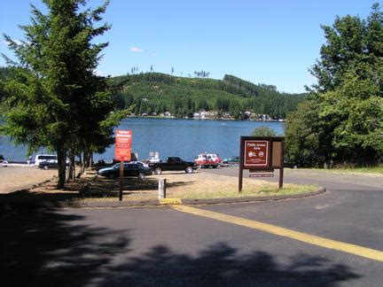 lake youngs boat launch summit lake water access site washington department of