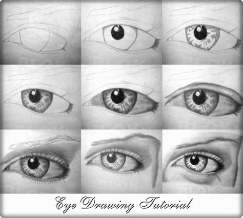 eye drawing eye drawing tutorial by alexmahone on deviantart