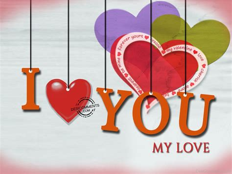 I My i you my desicomments
