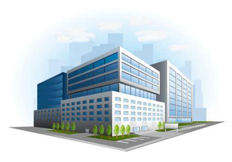 building designer free 4 designer commercial building design 03 vector material