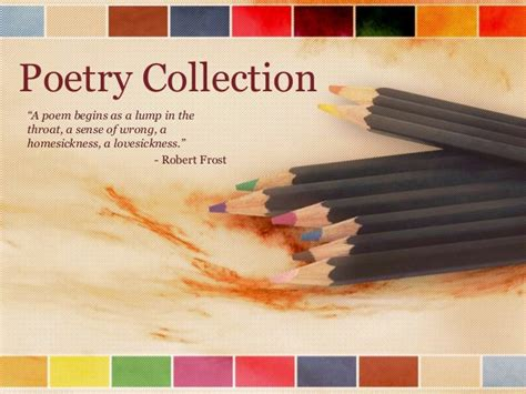 my poetry collection poetry collection