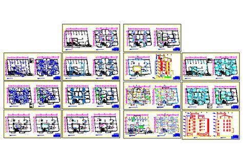 hotel floor plan dwg hotel floor plan dwg images