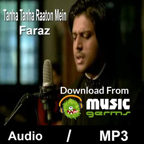 download mp3 with album tanha tanha raaton mein faraz listen download mp3