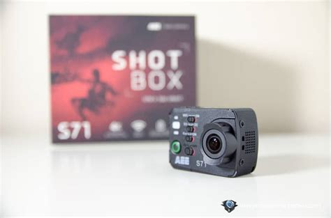 Aee S71 Black by Aee Shotbox S71 Review 4k Quality F2 8